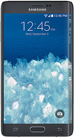 Samsung Galaxy Note EDGE Wesatel Webseite